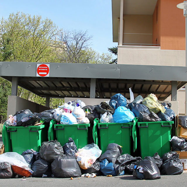Bin collection service from Bourne to Clean