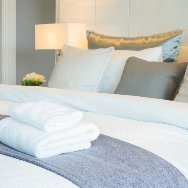 Holiday let cleaning from Bourne to Clean